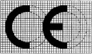 Шаблон для маркировки CE