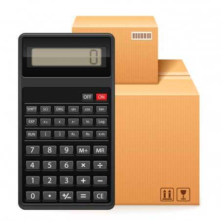 Калькулятор стоимости экспресс доставки груза