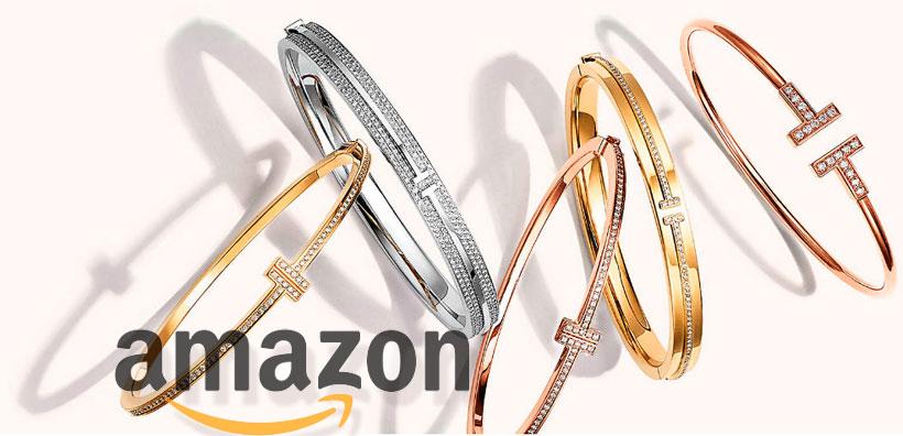 Ювелирные изделия на Amazon