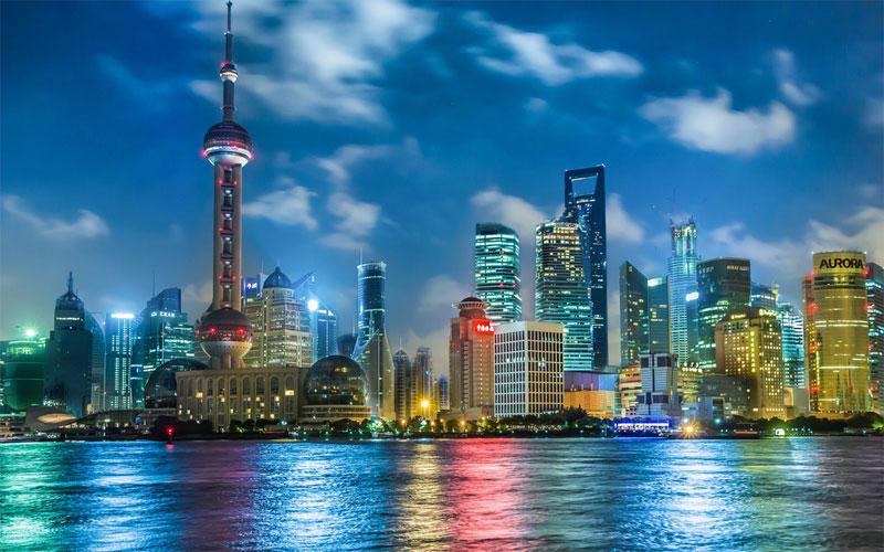Доставка из Шанхая