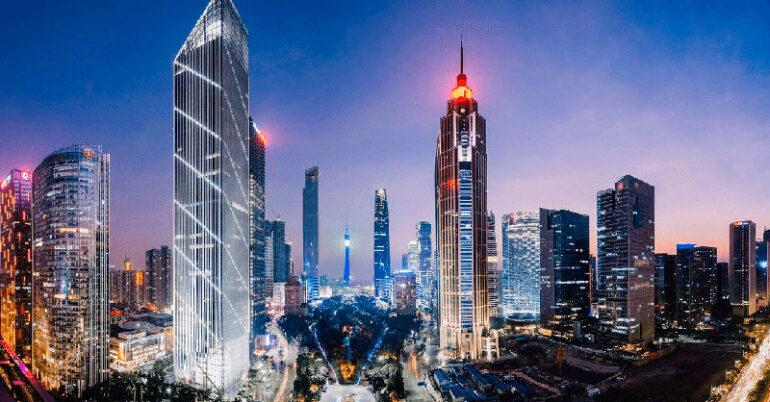 Гуанчжоу (Guangzhou) - китайский город
