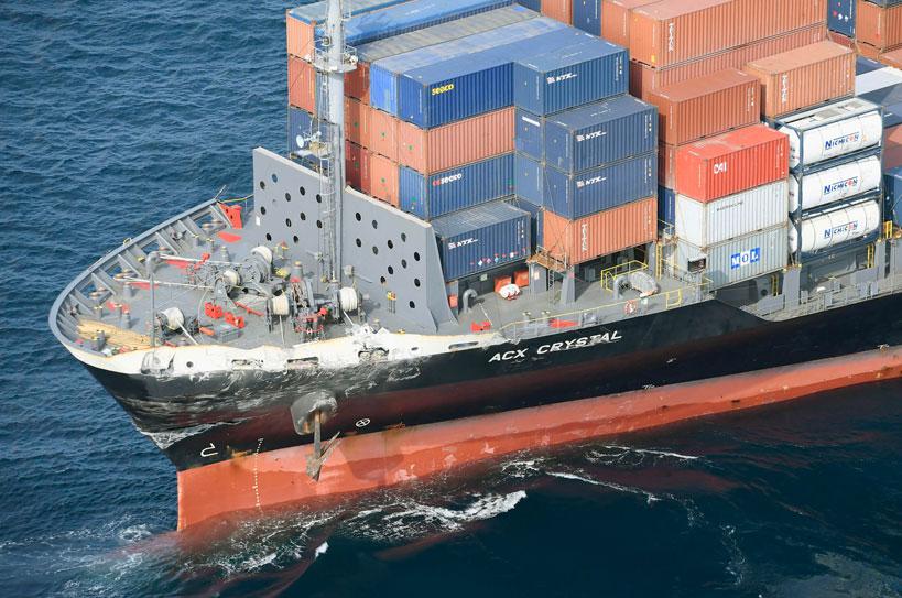 Морская доставка из Гонконга