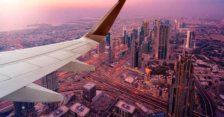 Международные перевозки из ОАЭ