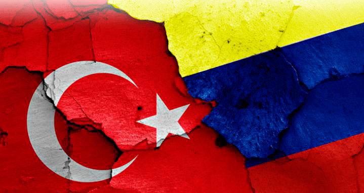 Доставка из Турции в Украину - флаги