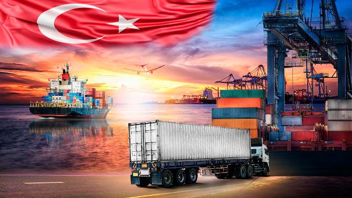 Транспортная логистика в Турции