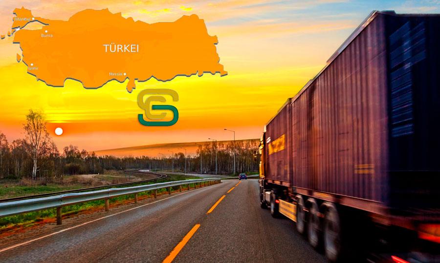 Автомобильные грузовые перевозки в Турцию