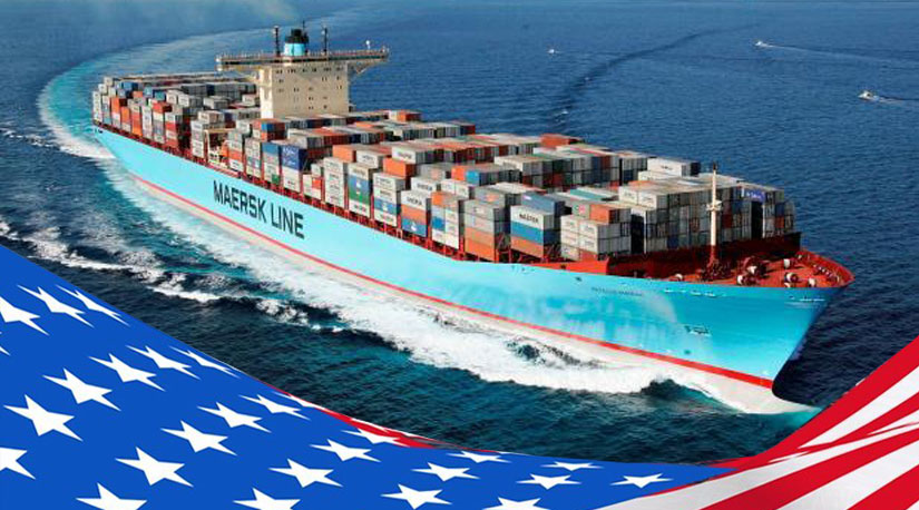 Особенности морских перевозок из США