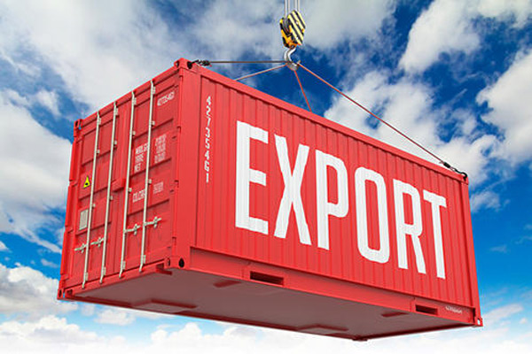 Контейнер экспорт