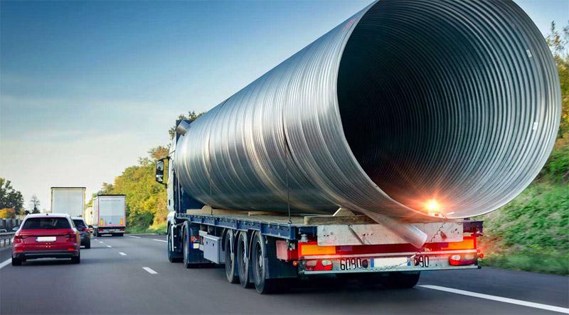 Международные Перевозки Негабаритных и Тяжеловесных грузов