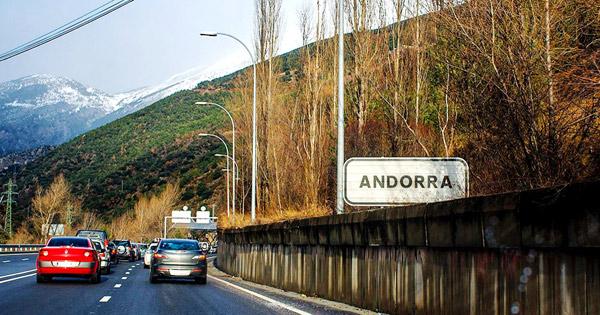 Перевозка грузов из Андорры