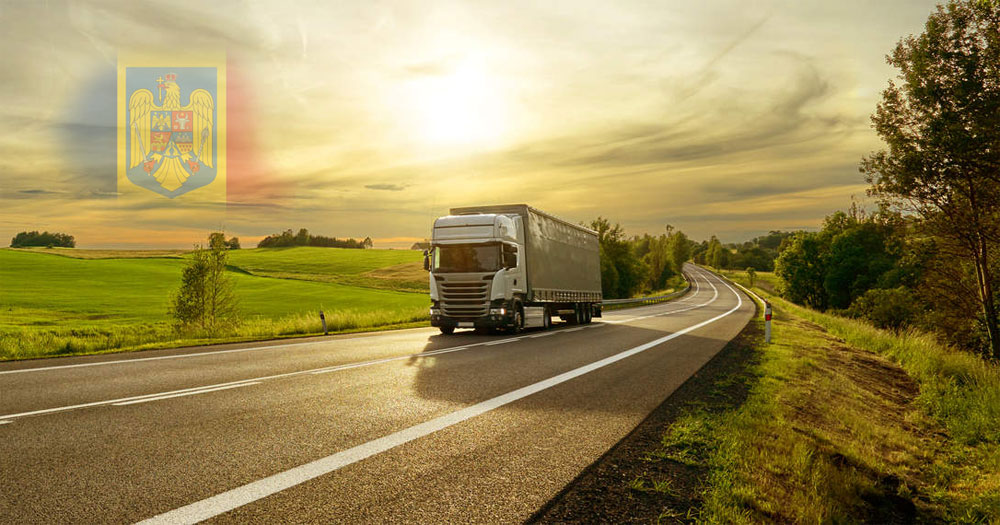 Перевозка грузов из Румынии