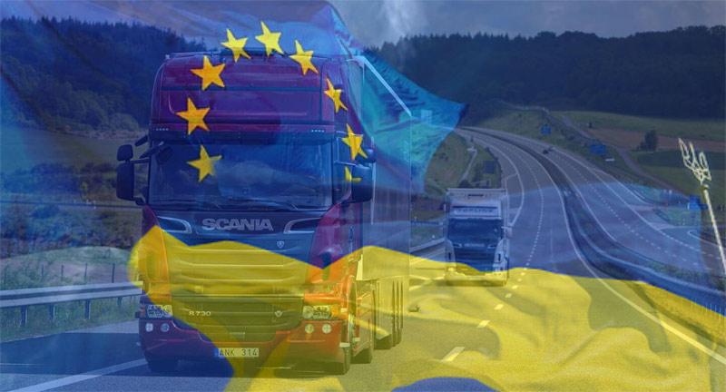 Грузоперевозки из Европы в Украину
