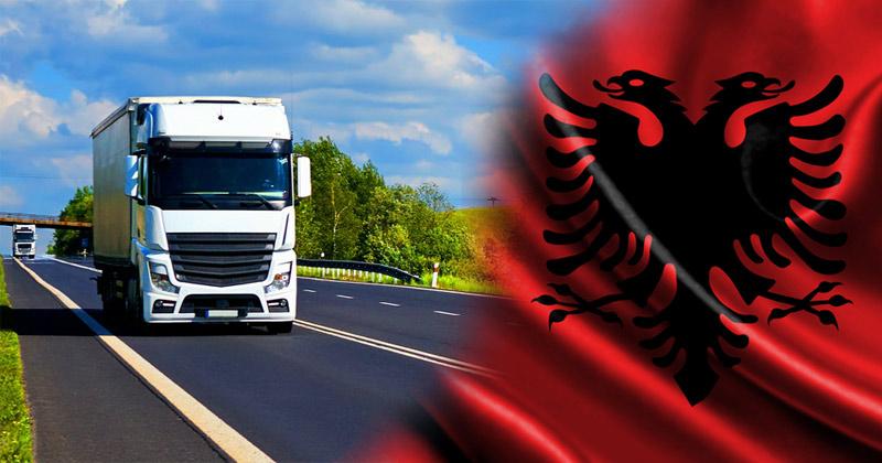 Перевозка грузов из Албании