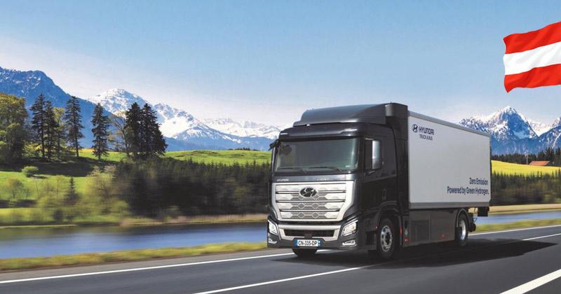 Перевозка грузов из Австрии