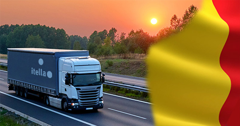 Перевозка грузов из Бельгии