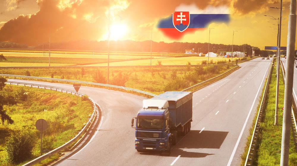 Перевозка грузов из Словакии в Украину