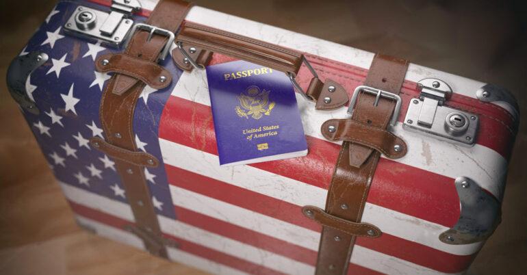 Как перевести личные вещи в США при иммиграции