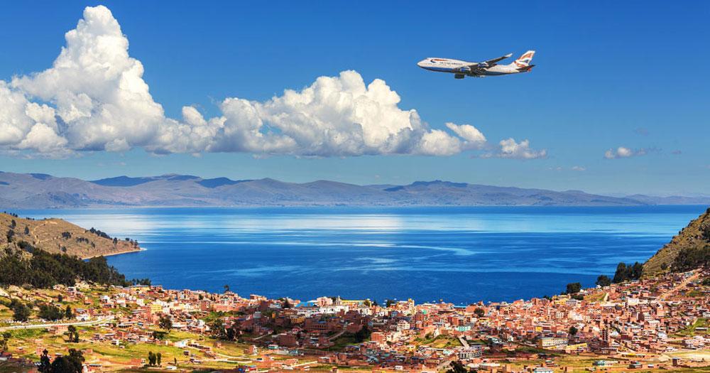 Авиаперевозки грузов в Боливию