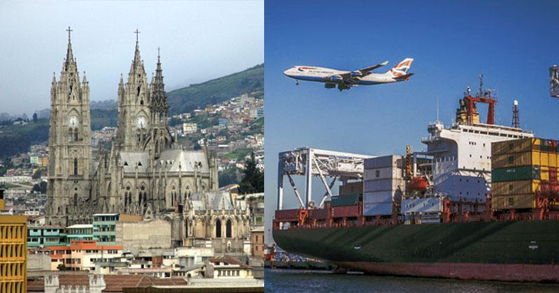 Доставка грузов из Эквадора