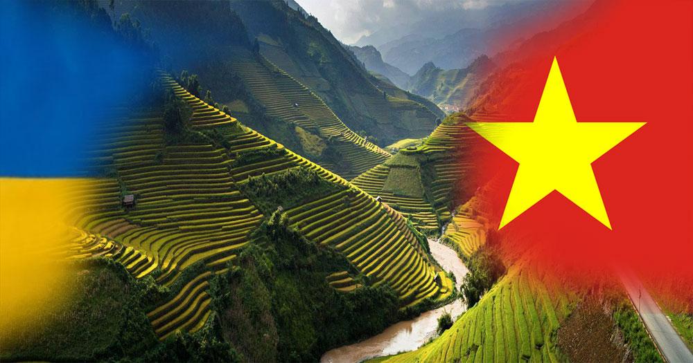 Доставка грузов из Вьетнама в Украину