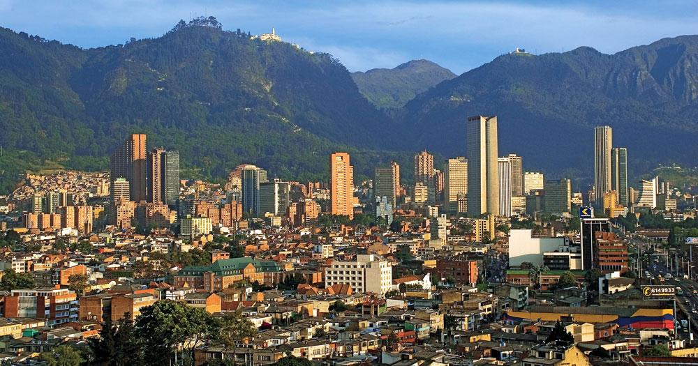 Доставка грузов из Колумбии