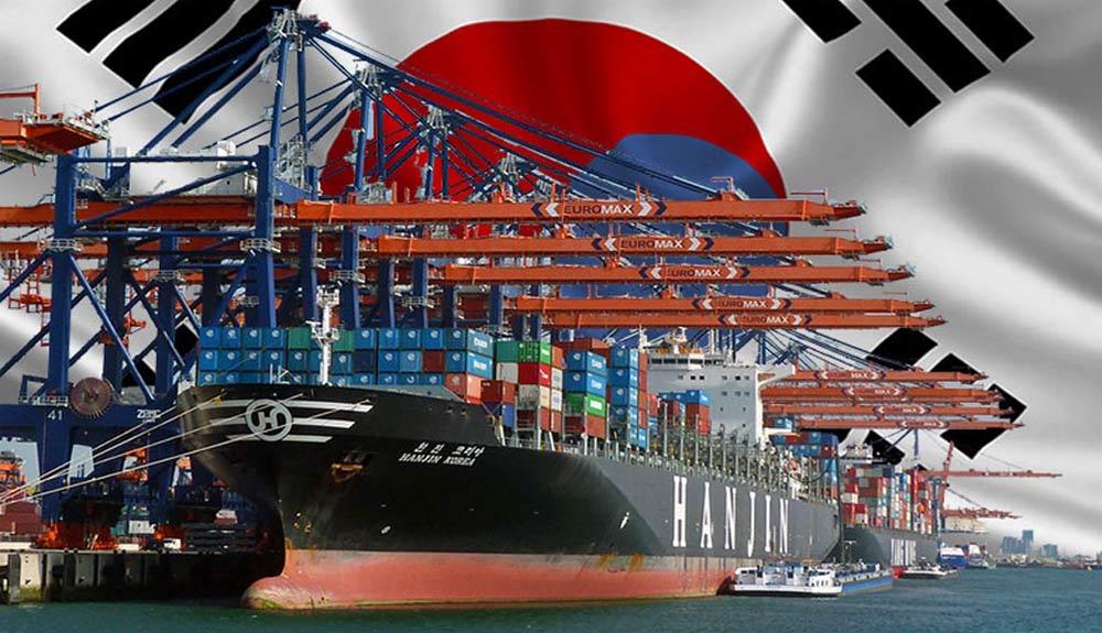 Доставка грузов из Южной Кореи